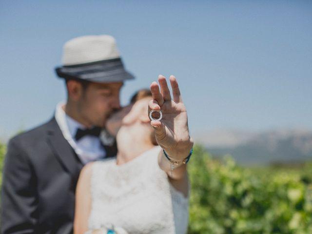 La boda de Darwin y Emily en Laguardia, Álava 79