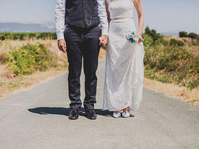 La boda de Darwin y Emily en Laguardia, Álava 87