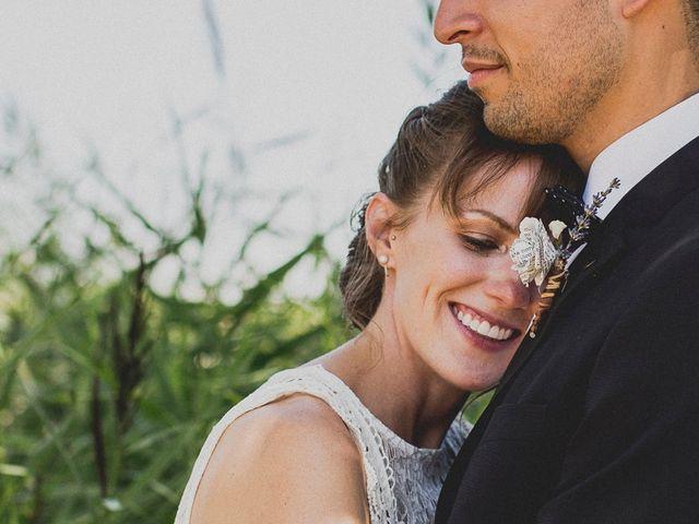 La boda de Darwin y Emily en Laguardia, Álava 89