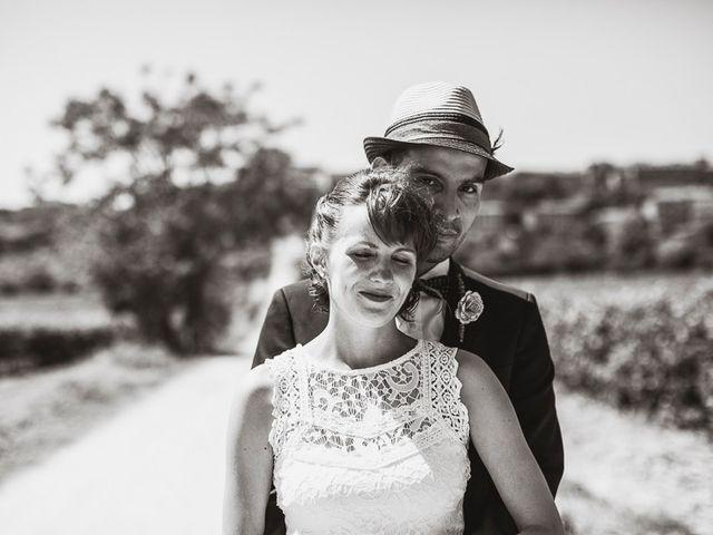 La boda de Darwin y Emily en Laguardia, Álava 92