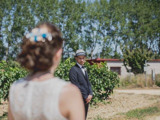 La boda de Darwin y Emily en Laguardia, Álava 93