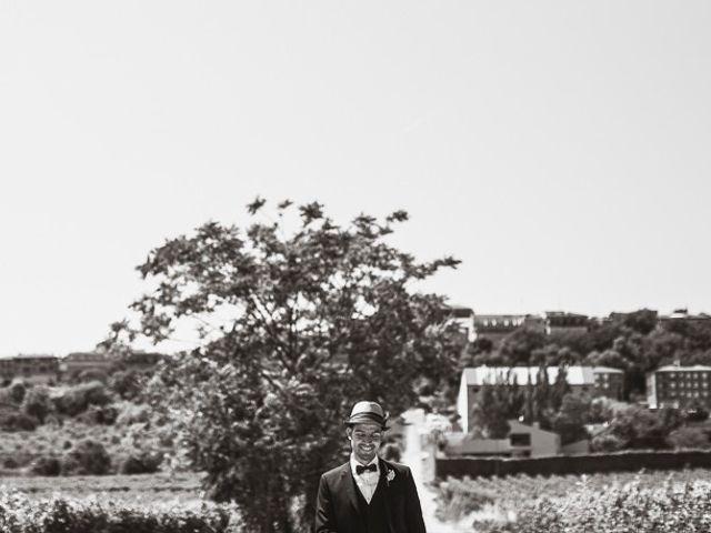 La boda de Darwin y Emily en Laguardia, Álava 94