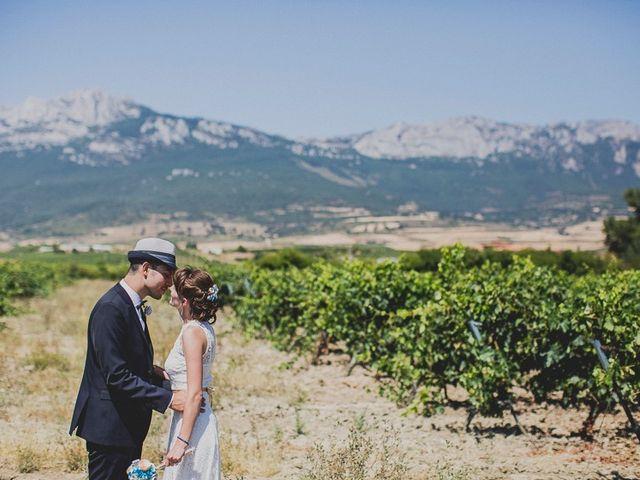 La boda de Darwin y Emily en Laguardia, Álava 95