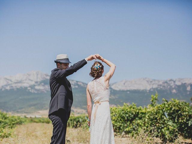 La boda de Darwin y Emily en Laguardia, Álava 96
