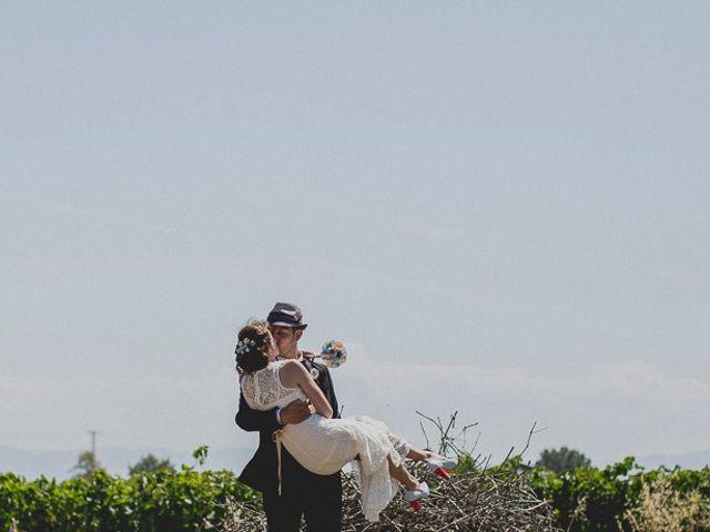 La boda de Darwin y Emily en Laguardia, Álava 99