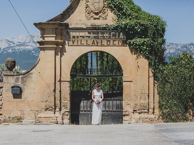 La boda de Darwin y Emily en Laguardia, Álava 103