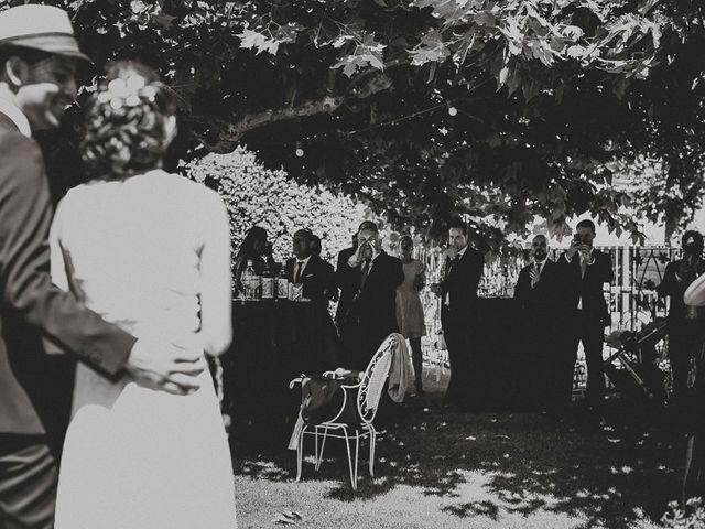 La boda de Darwin y Emily en Laguardia, Álava 107