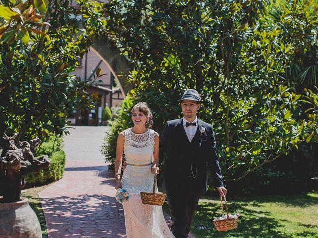 La boda de Darwin y Emily en Laguardia, Álava 108