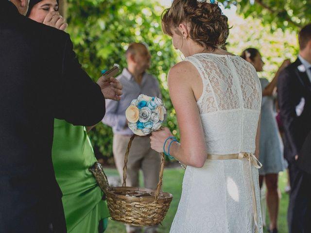 La boda de Darwin y Emily en Laguardia, Álava 109