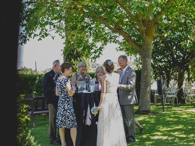 La boda de Darwin y Emily en Laguardia, Álava 112