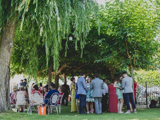 La boda de Darwin y Emily en Laguardia, Álava 117