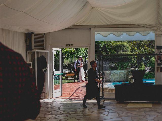La boda de Darwin y Emily en Laguardia, Álava 120