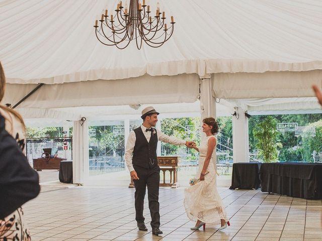 La boda de Darwin y Emily en Laguardia, Álava 121
