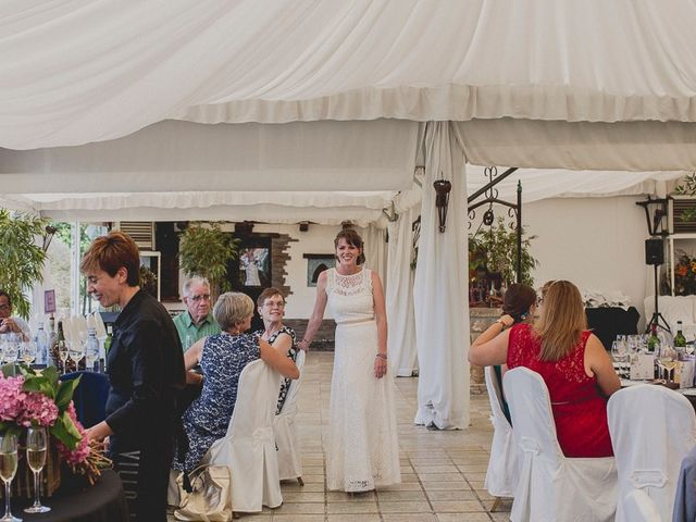 La boda de Darwin y Emily en Laguardia, Álava 123