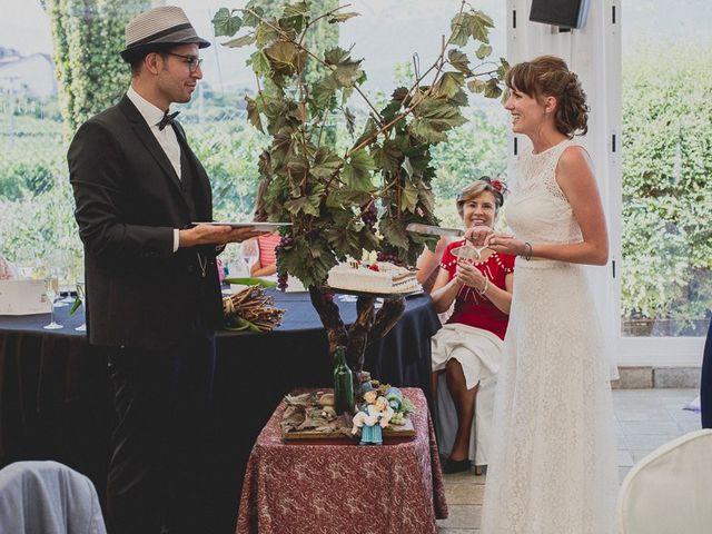 La boda de Darwin y Emily en Laguardia, Álava 124