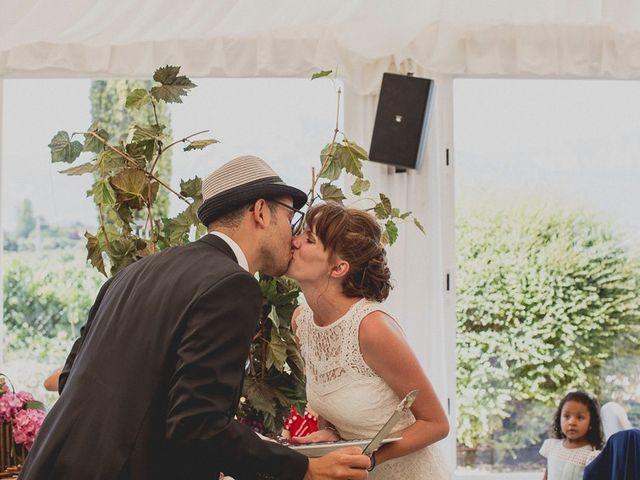 La boda de Darwin y Emily en Laguardia, Álava 125