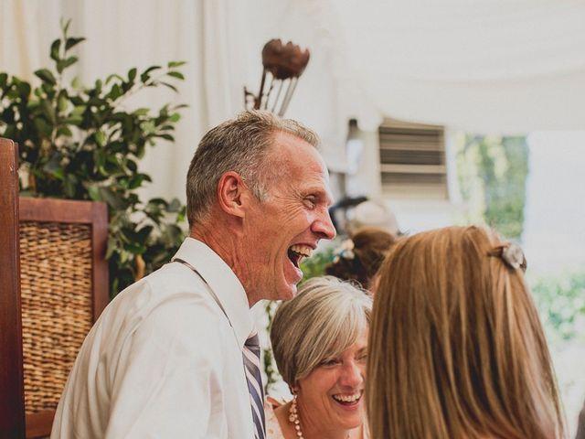 La boda de Darwin y Emily en Laguardia, Álava 127