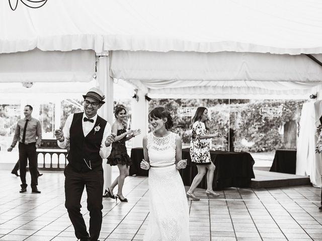 La boda de Darwin y Emily en Laguardia, Álava 131