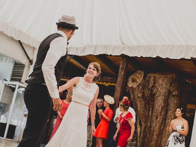 La boda de Darwin y Emily en Laguardia, Álava 135