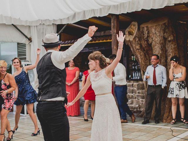 La boda de Darwin y Emily en Laguardia, Álava 137