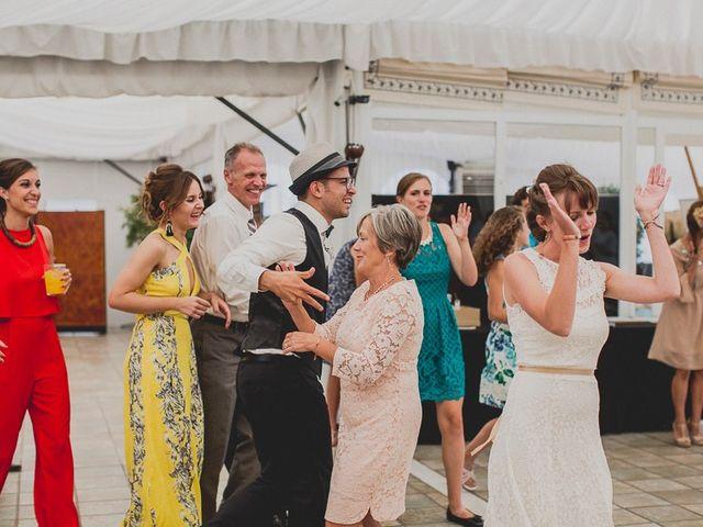 La boda de Darwin y Emily en Laguardia, Álava 138
