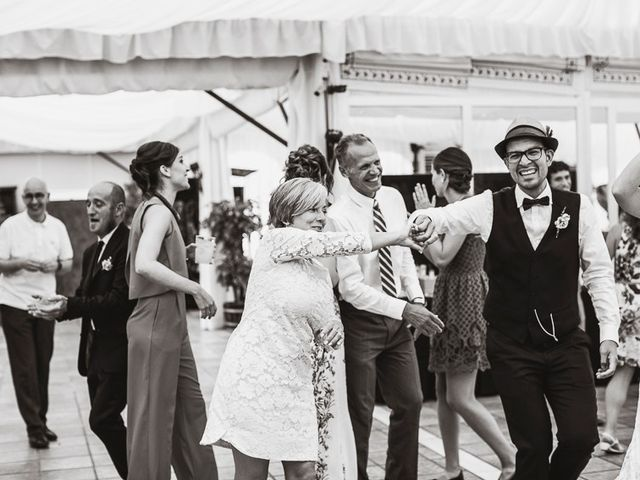 La boda de Darwin y Emily en Laguardia, Álava 139