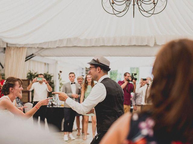 La boda de Darwin y Emily en Laguardia, Álava 141