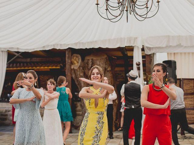 La boda de Darwin y Emily en Laguardia, Álava 145