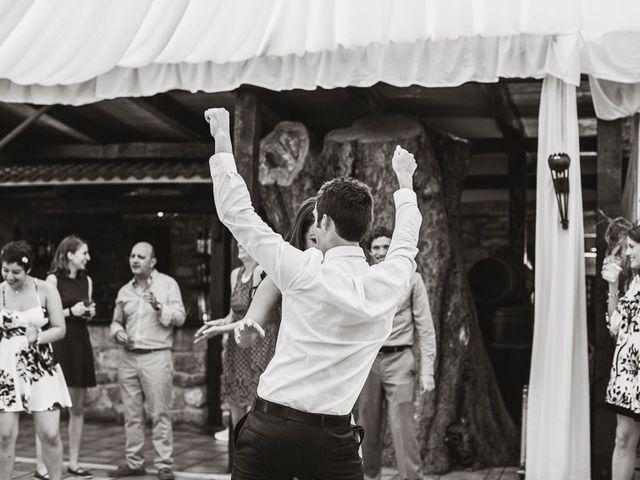 La boda de Darwin y Emily en Laguardia, Álava 148