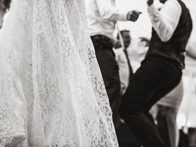 La boda de Darwin y Emily en Laguardia, Álava 149