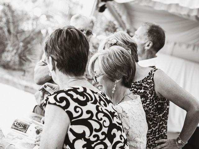 La boda de Darwin y Emily en Laguardia, Álava 153