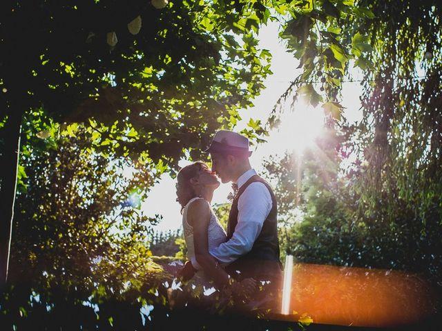 La boda de Darwin y Emily en Laguardia, Álava 155