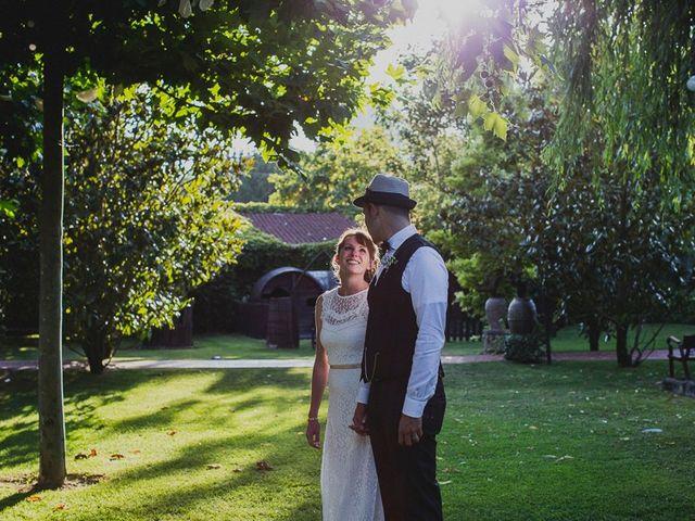 La boda de Darwin y Emily en Laguardia, Álava 156
