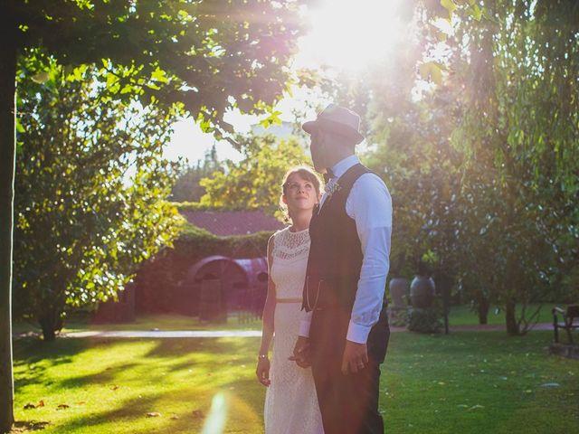 La boda de Darwin y Emily en Laguardia, Álava 157