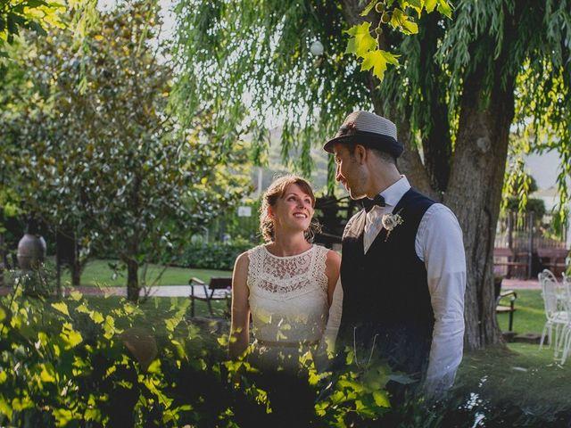 La boda de Darwin y Emily en Laguardia, Álava 158