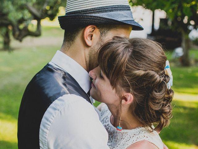 La boda de Darwin y Emily en Laguardia, Álava 160