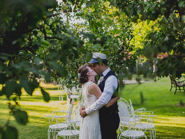 La boda de Darwin y Emily en Laguardia, Álava 161