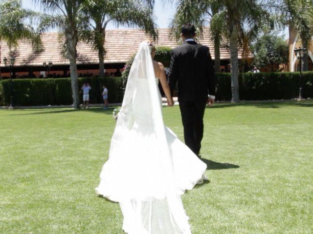 La boda de Juan A. y Mari en Moron De La Frontera, Sevilla 14