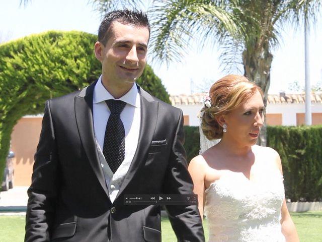 La boda de Juan A. y Mari en Moron De La Frontera, Sevilla 16