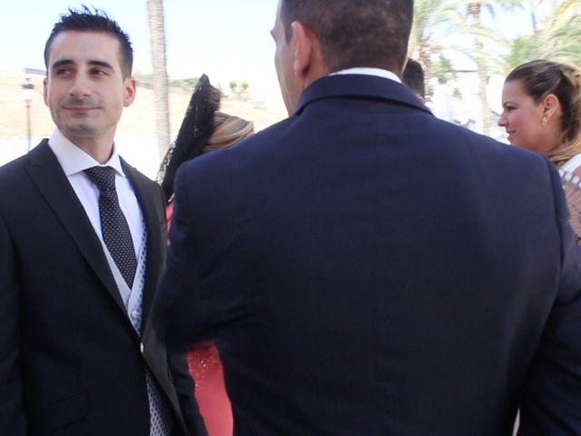La boda de Juan A. y Mari en Moron De La Frontera, Sevilla 17