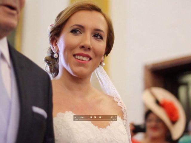 La boda de Juan A. y Mari en Moron De La Frontera, Sevilla 19