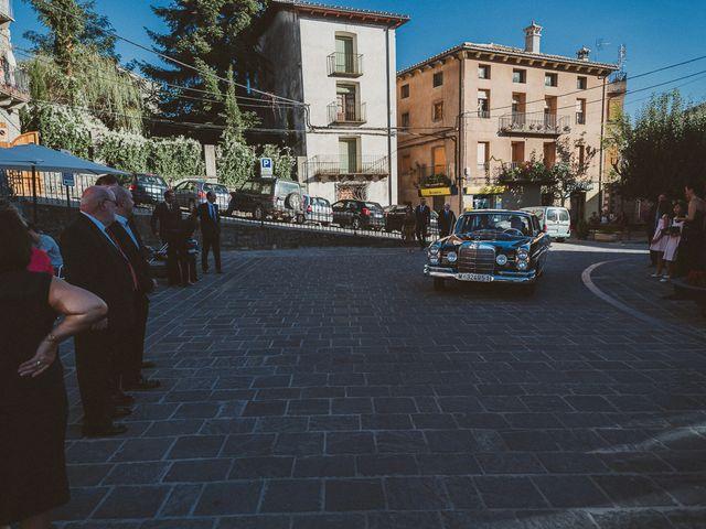 La boda de Jose Mari y Mari Jose en Boltaña, Huesca 63