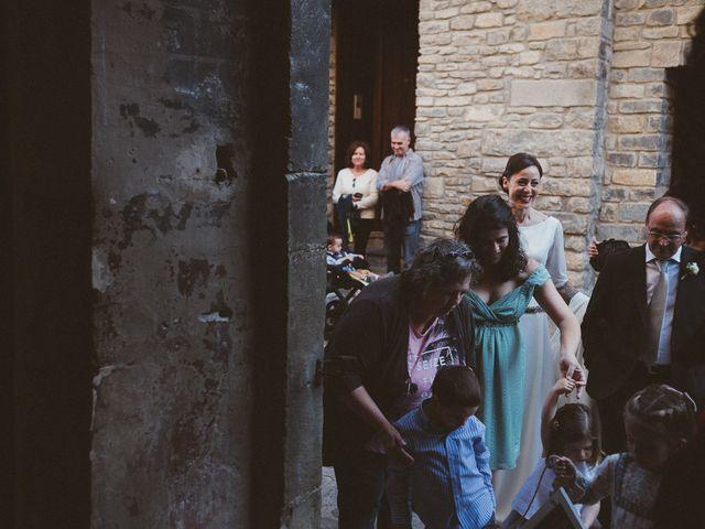La boda de Jose Mari y Mari Jose en Boltaña, Huesca 69