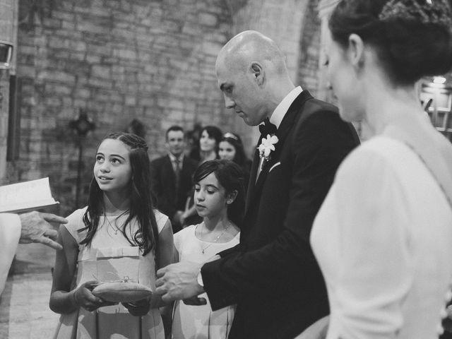 La boda de Jose Mari y Mari Jose en Boltaña, Huesca 88