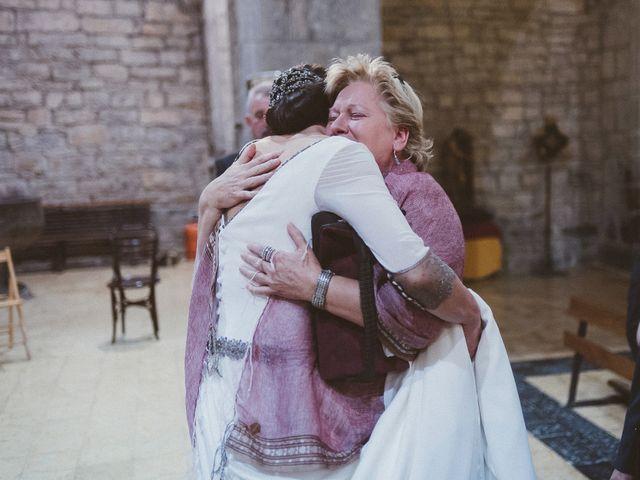 La boda de Jose Mari y Mari Jose en Boltaña, Huesca 99