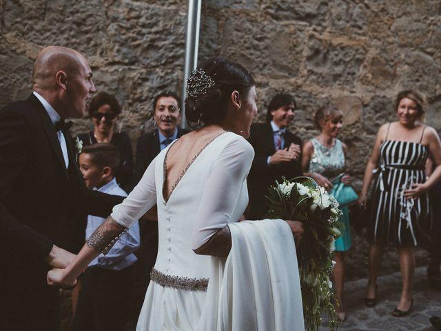 La boda de Jose Mari y Mari Jose en Boltaña, Huesca 103