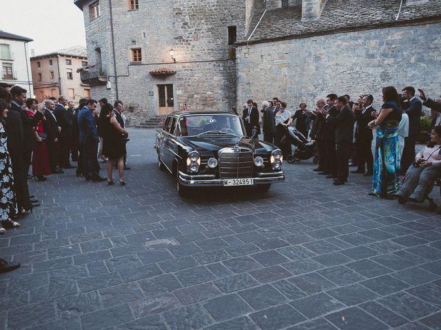 La boda de Jose Mari y Mari Jose en Boltaña, Huesca 104