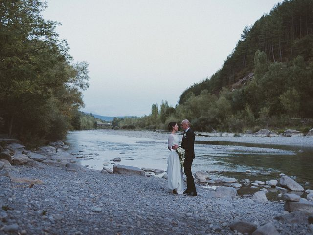 La boda de Jose Mari y Mari Jose en Boltaña, Huesca 108