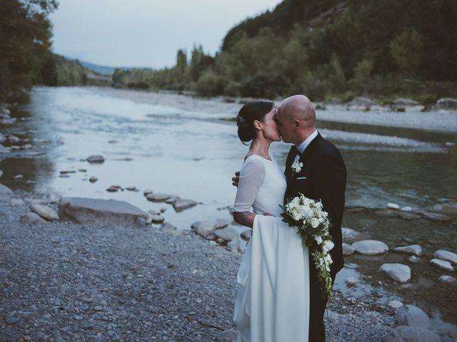 La boda de Jose Mari y Mari Jose en Boltaña, Huesca 111