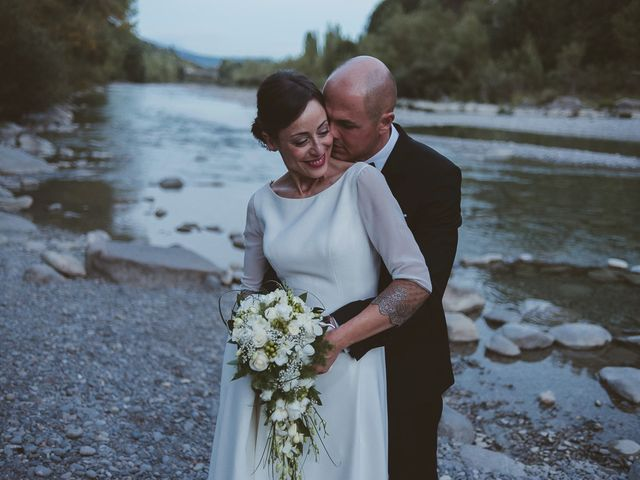 La boda de Jose Mari y Mari Jose en Boltaña, Huesca 112